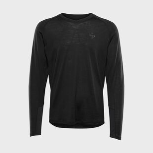 Hunter Merino LS Jersey Mens, , hi-res