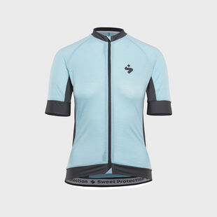 Crossfire Merino SS Jersey Womens, , hi-res