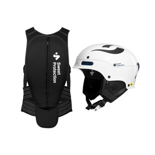 Trooper II MIPS and Back Protector Womens, , hi-res