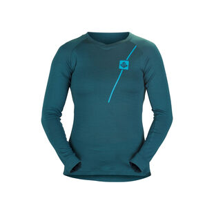 Badlands Merino LS Jersey Womens, , hi-res