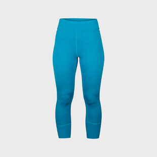 Alpine Merino Wool 3/4 Base Layer Pants Women's, , hi-res