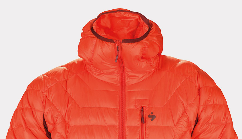 A jacket from Sweet Protection. | DOWN CARE