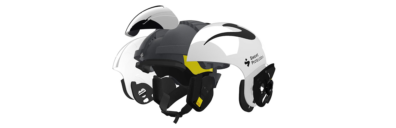 tech talk volata helmet | sweet protection