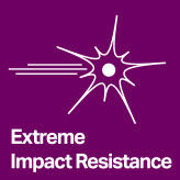 Extreme Impact Resistance